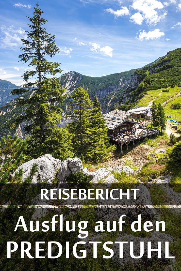 Predigtstuhl: Erfahrungsbericht mit den besten Fotospots sowie allgemeinen Tipps und Restaurantempfehlungen.