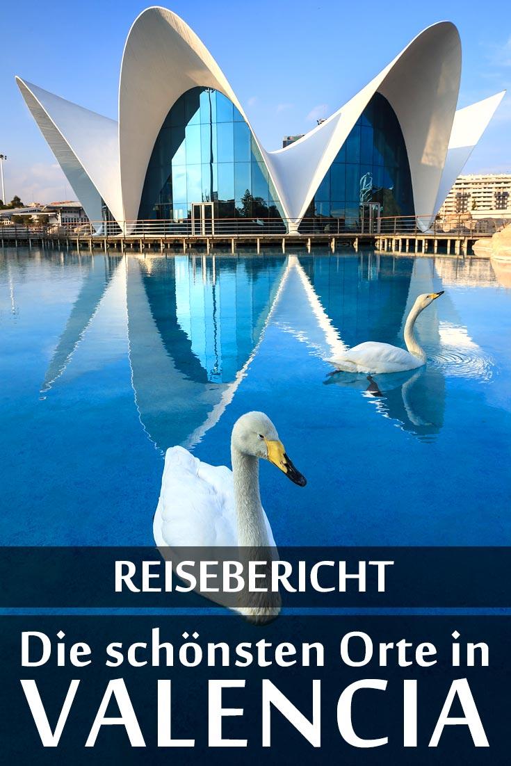 Valencia: Reisebericht mit allen Sehenswürdigkeiten, den besten Fotospots sowie allgemeinen Tipps und Restaurantempfehlungen.