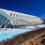 Das Museu de les Ciències Príncipe Felip in der Stadt der Künste und Wissenschaften