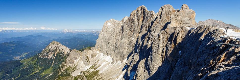 Der Dachstein in der Steiermark