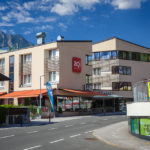 Außenansicht des Aqi Hotel Schladming (jetzt TUI BLUE PULSE Hotel)