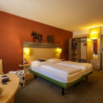 Doppelzimmer im Aqi Hotel Schladming (jetzt TUI BLUE PULSE Hotel)