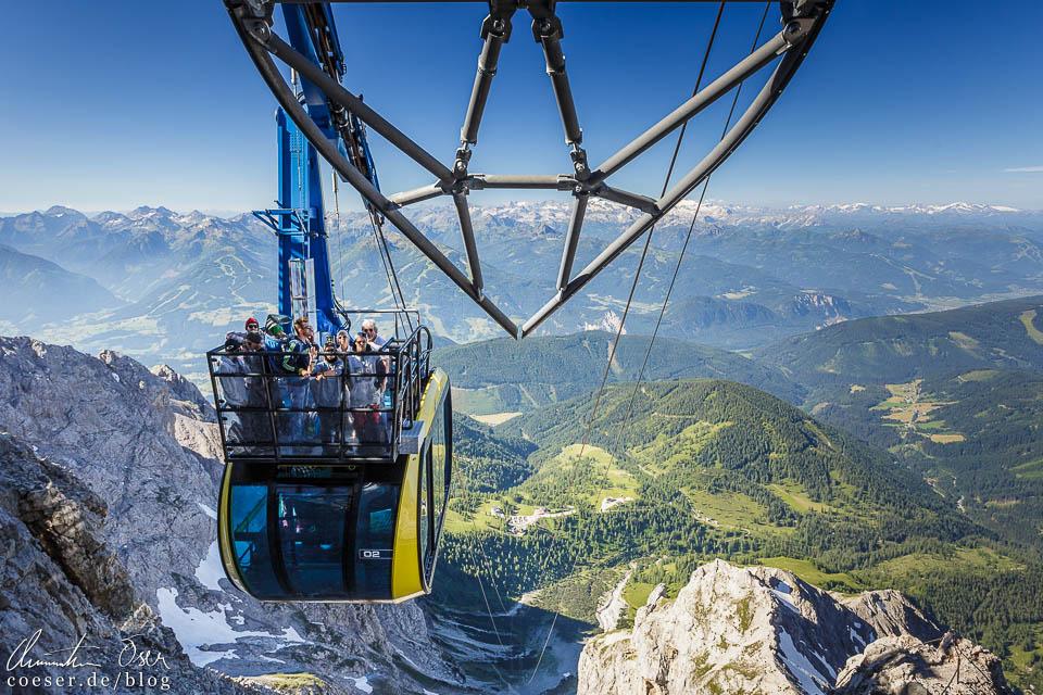 Panoramagondel der Dachstein-Südwandbahn