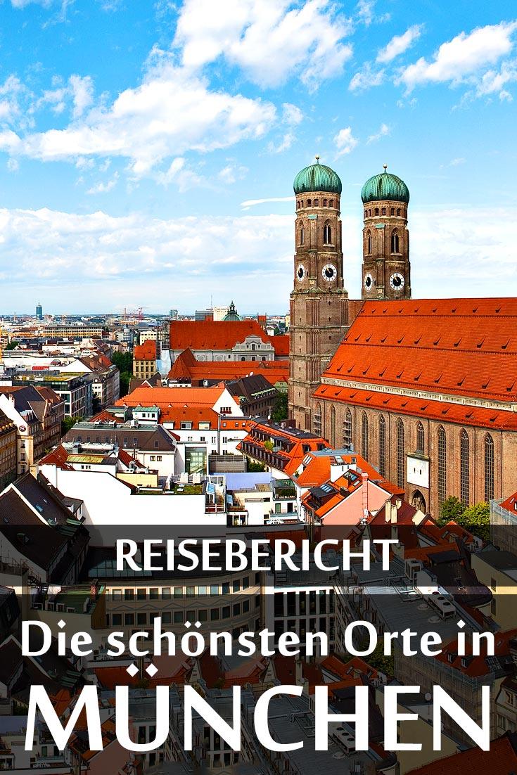 München: Reisebericht mit allen Sehenswürdigkeiten, den besten Fotospots sowie allgemeinen Tipps und Restaurantempfehlungen.