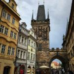 Der Kleinseitner Turm (Malostranská mostecká věž)