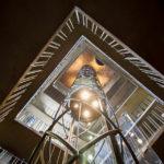 Blick in den Turm des Altstädter Rathauses