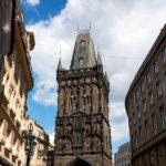 Der Prager Pulverturm (Prašná brána)