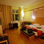 Doppelzimmer im Falkensteiner Hotel Maria Prag