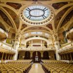 Der Smetana-Saal im Prager Gemeindehauses Obecní dům