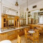 Die Zuckerbäckerei im Prager Gemeindehauses Obecní dům