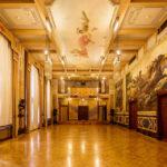 Der Gregorsaal im Prager Gemeindehauses Obecní dům