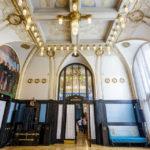Der Rieger Saal im Prager Gemeindehauses Obecní dům
