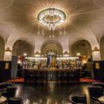 Die amerikanische Bar im Prager Gemeindehauses Obecní dům