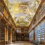 Der Philosophische Bibliothekssaal im Kloster Strahov