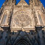 Der Veitsdom auf der Prager Burg