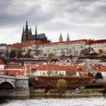 Gesamtansicht der Prager Burg