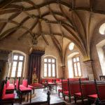 Alter Parlamentssaal im Alten Königspalast auf der Prager Burg