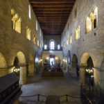 Innenansicht der St.-Georgs-Basilika auf der Prager Burg