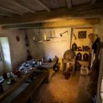 Schauwohnung im Goldenen Gässchen auf der Prager Burg