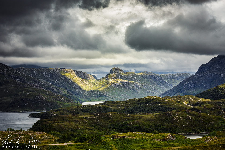 Mystische Stimmung in Schottland