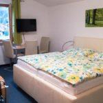 Doppelzimmer in der Privatpension Haus Elisabeth in Zell am See