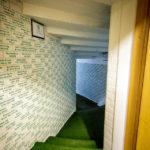 Spielertunnel im Celtic Park (Celtic Glasgow)