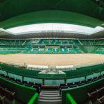 Panorama des Celtic Park (Celtic Glasgow)
