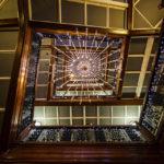 Stiegenhaus des Grand Central Hotel in Glasgow
