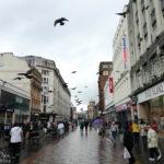 Die Einkaufsstraße Argyle Street