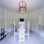 Inneneinrichtung des House for an Art Lover