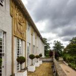 Die Terrasse des House for an Art Lover