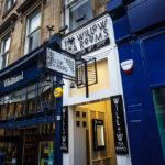 Innenansicht der Willow Tea Rooms in der Buchanan Street