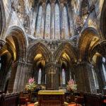 Innenansicht der St. Mungo's Cathedral
