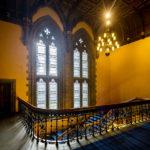 Innenansicht der Universität von Glasgow