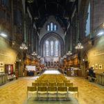 Die Kapelle der Universität von Glasgow