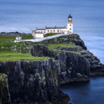 Der Leuchtturm am Neist Point