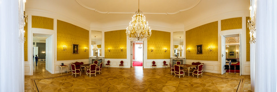 Ehemalige Böhmische Hofkanzlei in Wien