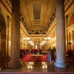 Festsaal im Börsegebäude in Wien