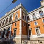Außenansicht des Wiener Börsegebäudes