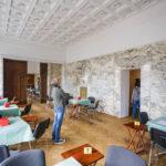 Innenarchitektur durch Adolf Loos im Bridge Club Wien