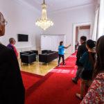 Open-House-Führung durch die ehemalige Böhmische Hofkanzlei in Wien