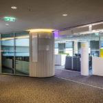 Büroebene in der ÖAMTC-Zentrale in Wien
