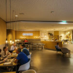 Die Chassis Cafeteria in der ÖAMTC-Zentrale in Wien