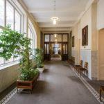 Vorraum des Gouverneurszimmers in der Österreichischen Postsparkasse in Wien