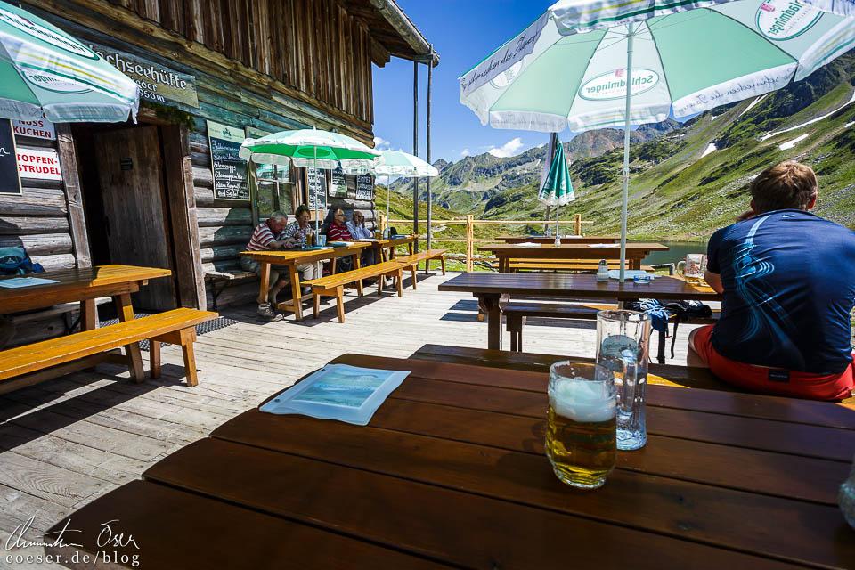 Giglachseehütte bei den Giglachseen