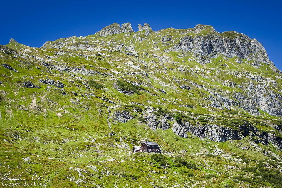Ignaz-Mattis-Hütte bei den Giglachseen