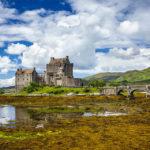 Das Eilean Donan Castle in Schottland