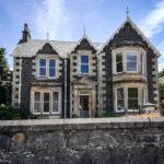 Außenansicht des Dalchreggan Guest House in Fort William