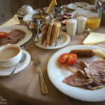 English Breakfast im Dalchreggan Guest House in Fort William