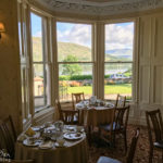 Frühstücksraum im Dalchreggan Guest House in Fort William